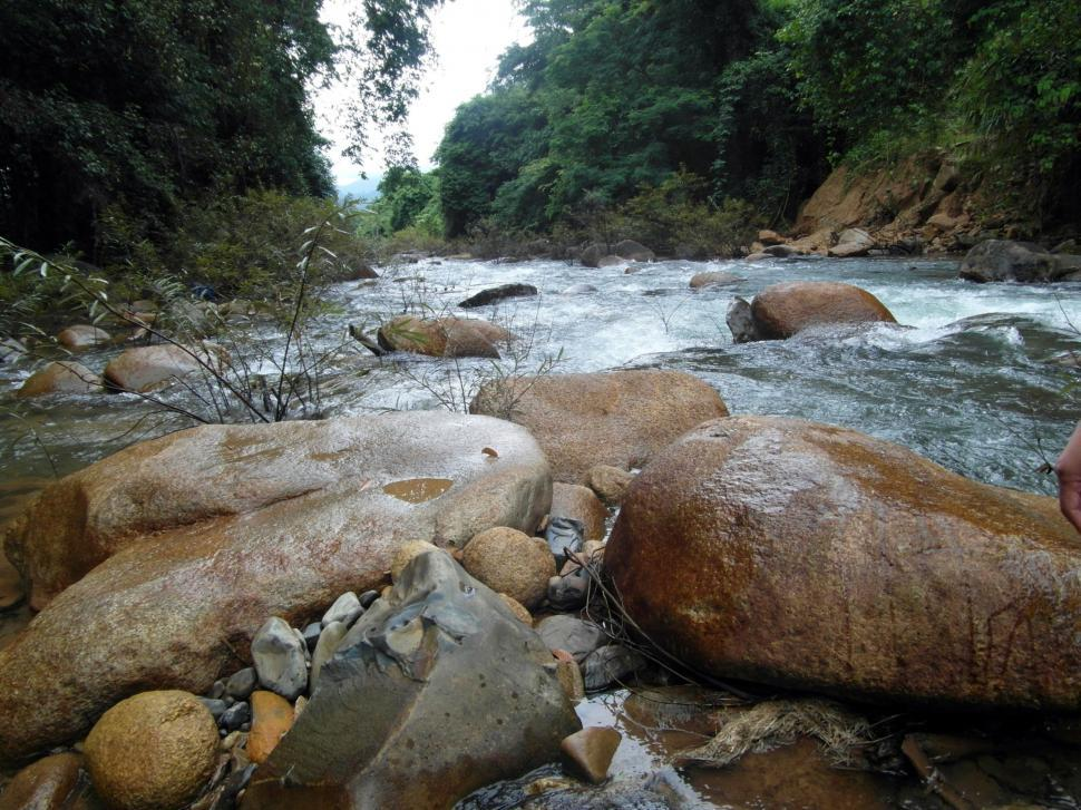 Download Free Stock HD Photo of River Landscape Online