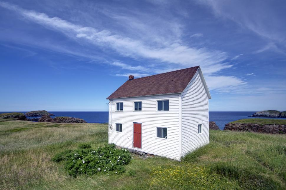 Download Free Stock HD Photo of Old cottage Online