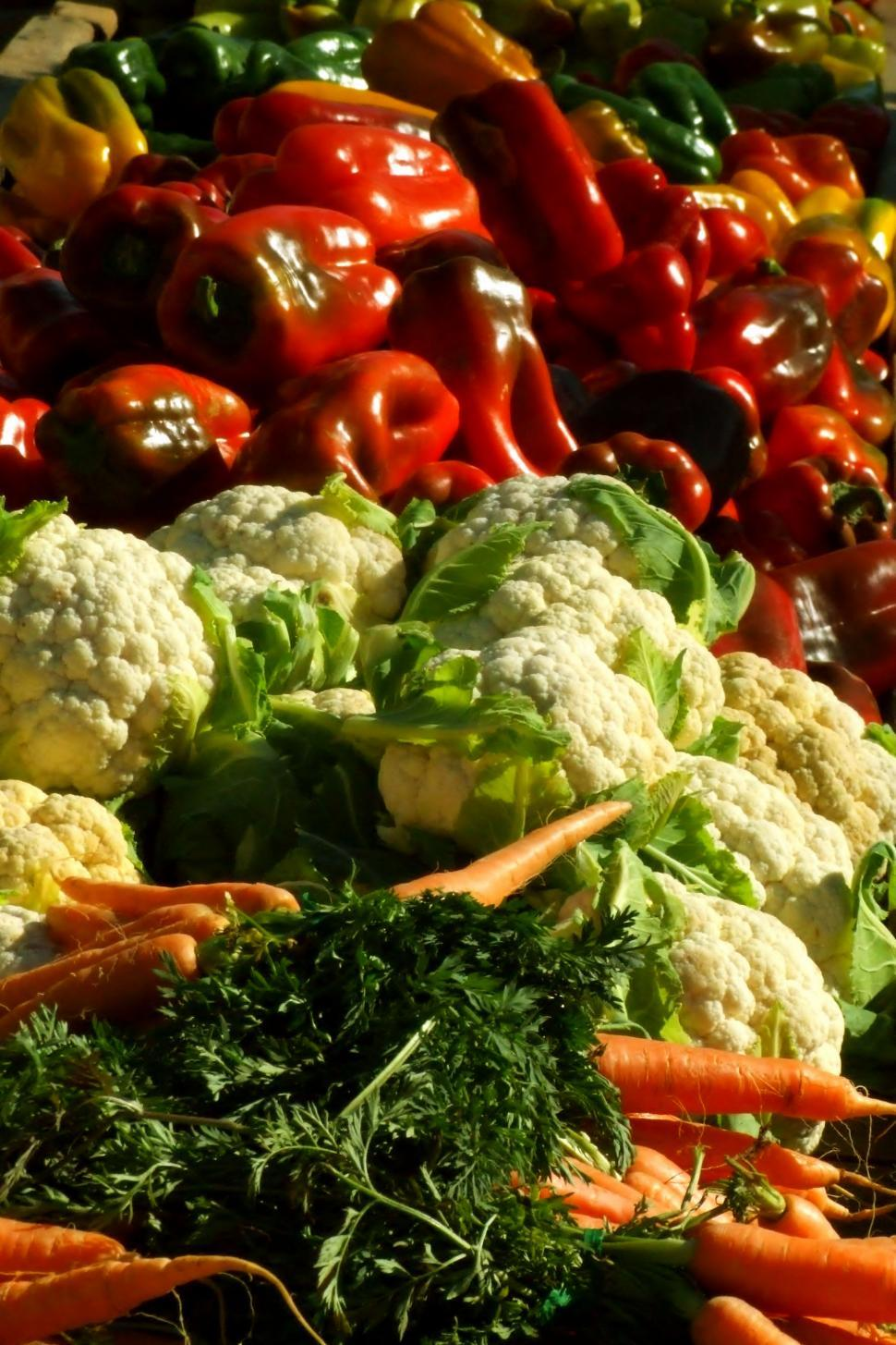 Download Free Stock Photo of Vegetables