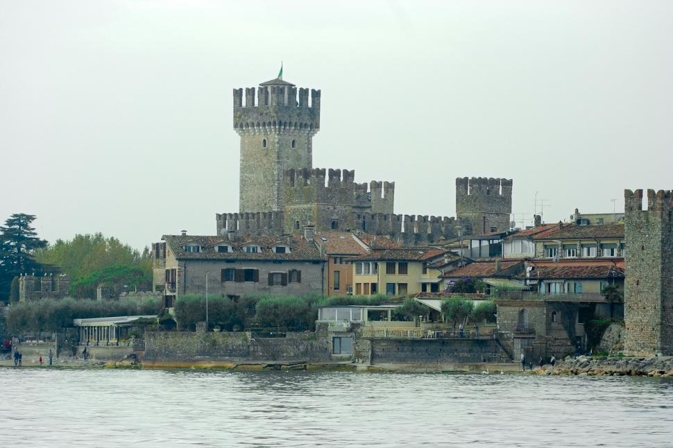 Download Free Stock Photo of Sirmione