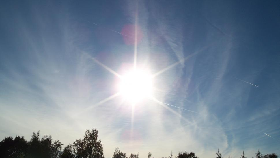Download Free Stock Photo of The Sun