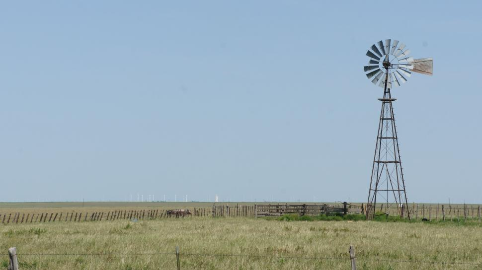 Download Free Stock HD Photo of Texas windmill  Online