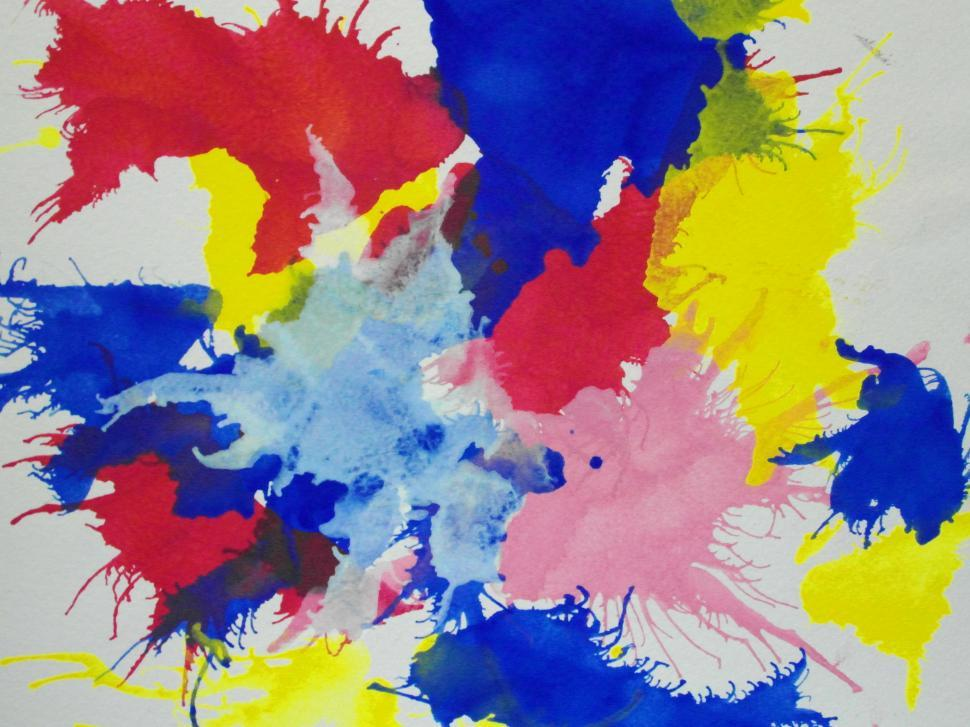 Download Free Stock HD Photo of Paint Explosion Online