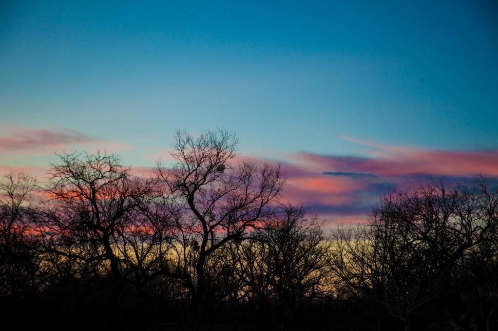 Download Free Stock Photo of Pretty sunsets