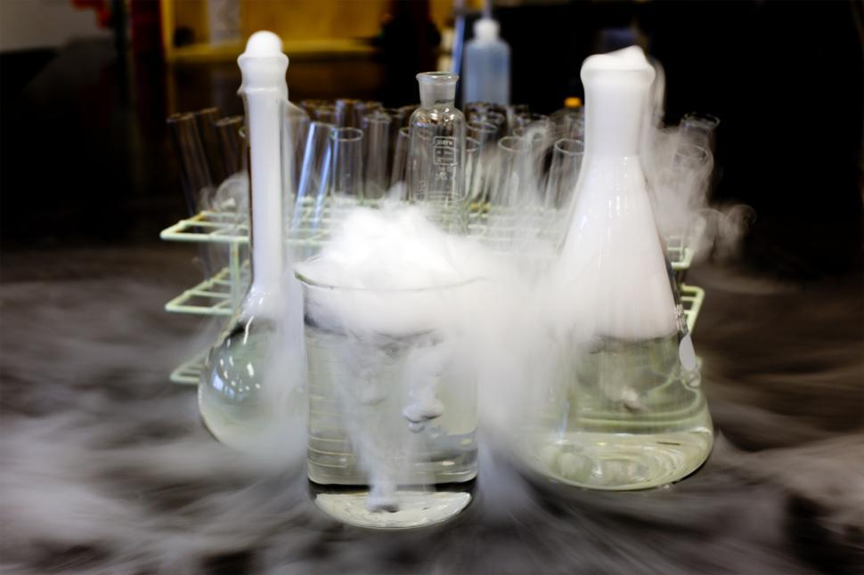Download Free Stock HD Photo of Dry Ice Online