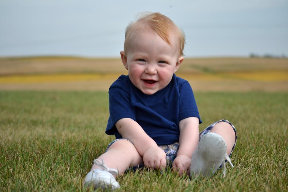 Download Free Stock HD Photo of Happy Baby Online