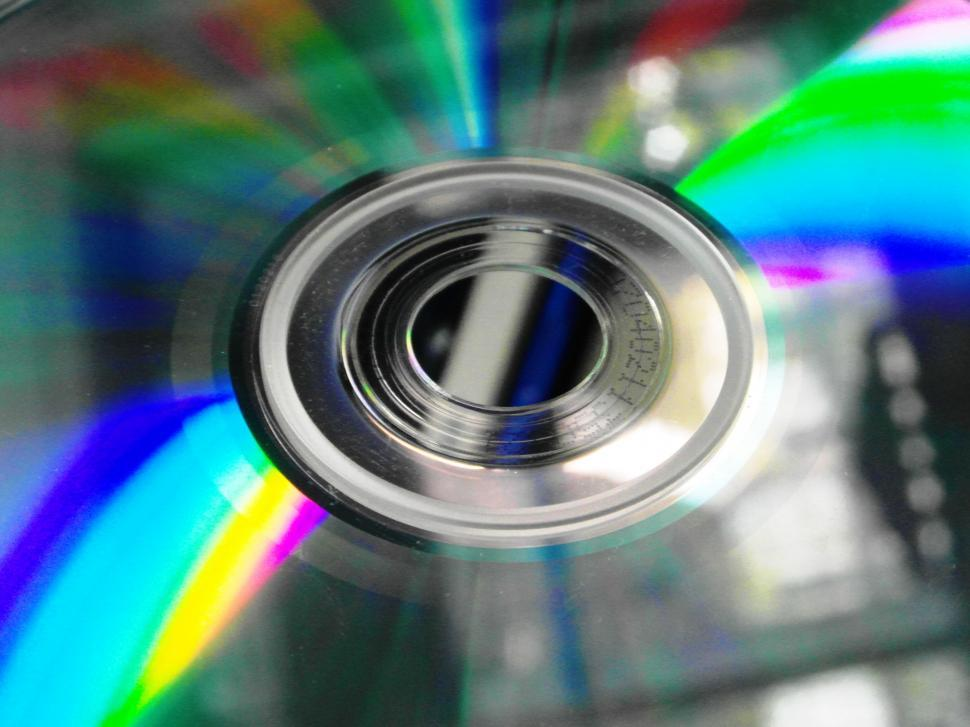 Download Free Stock HD Photo of CD Close-up Online