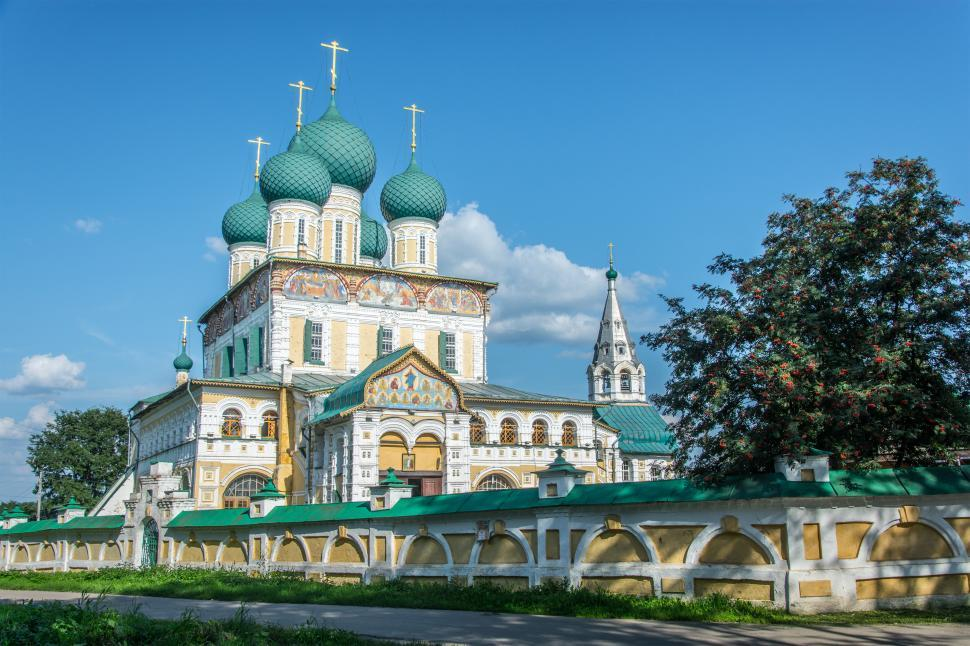 Download Free Stock Photo of Voskresensky Cathedral .