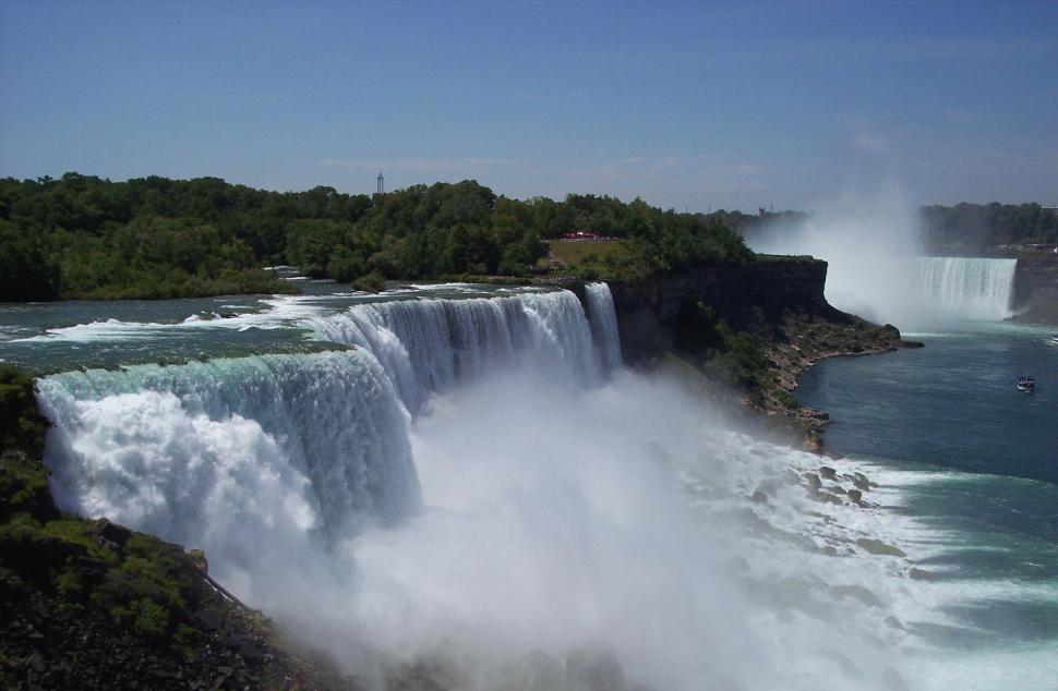 Download Free Stock HD Photo of Niagara Falls Online