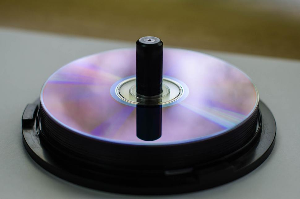 Download Free Stock HD Photo of DVD Disc Online