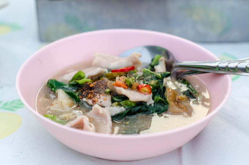 Download Free Stock Photo of Thai Noodle