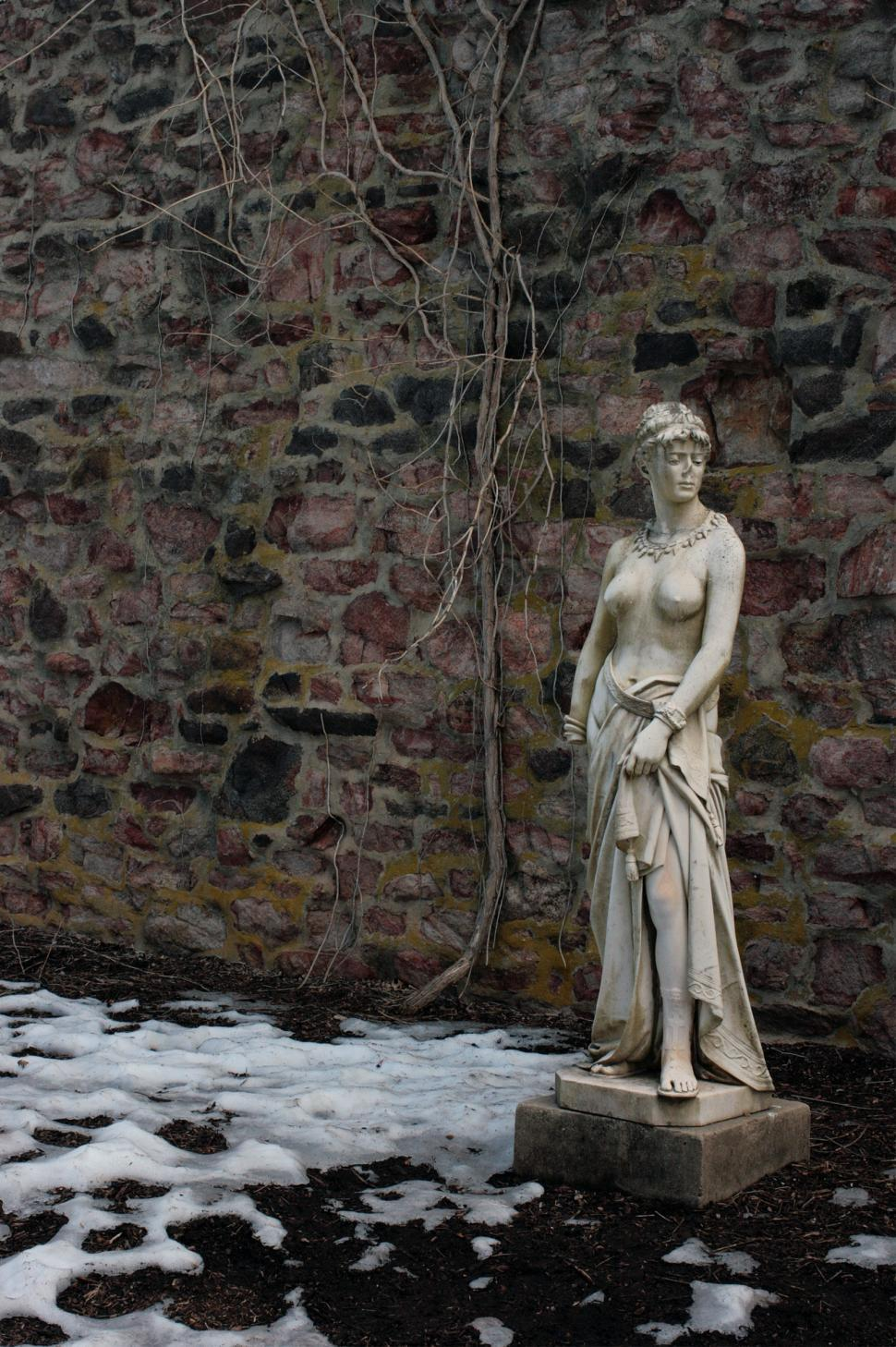 Download Free Stock Photo of Nude Statue