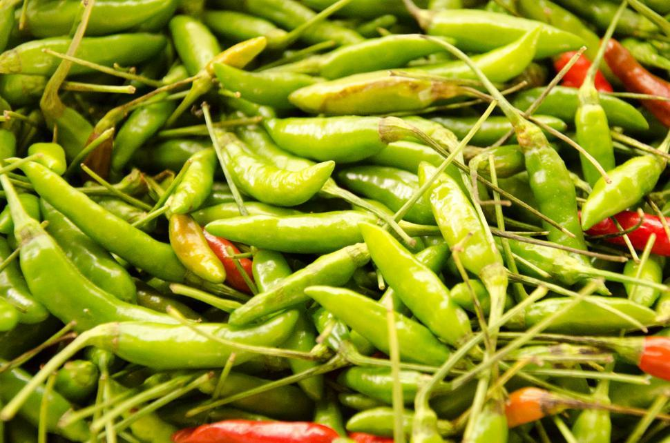 Download Free Stock HD Photo of Local Thai Chilli Online