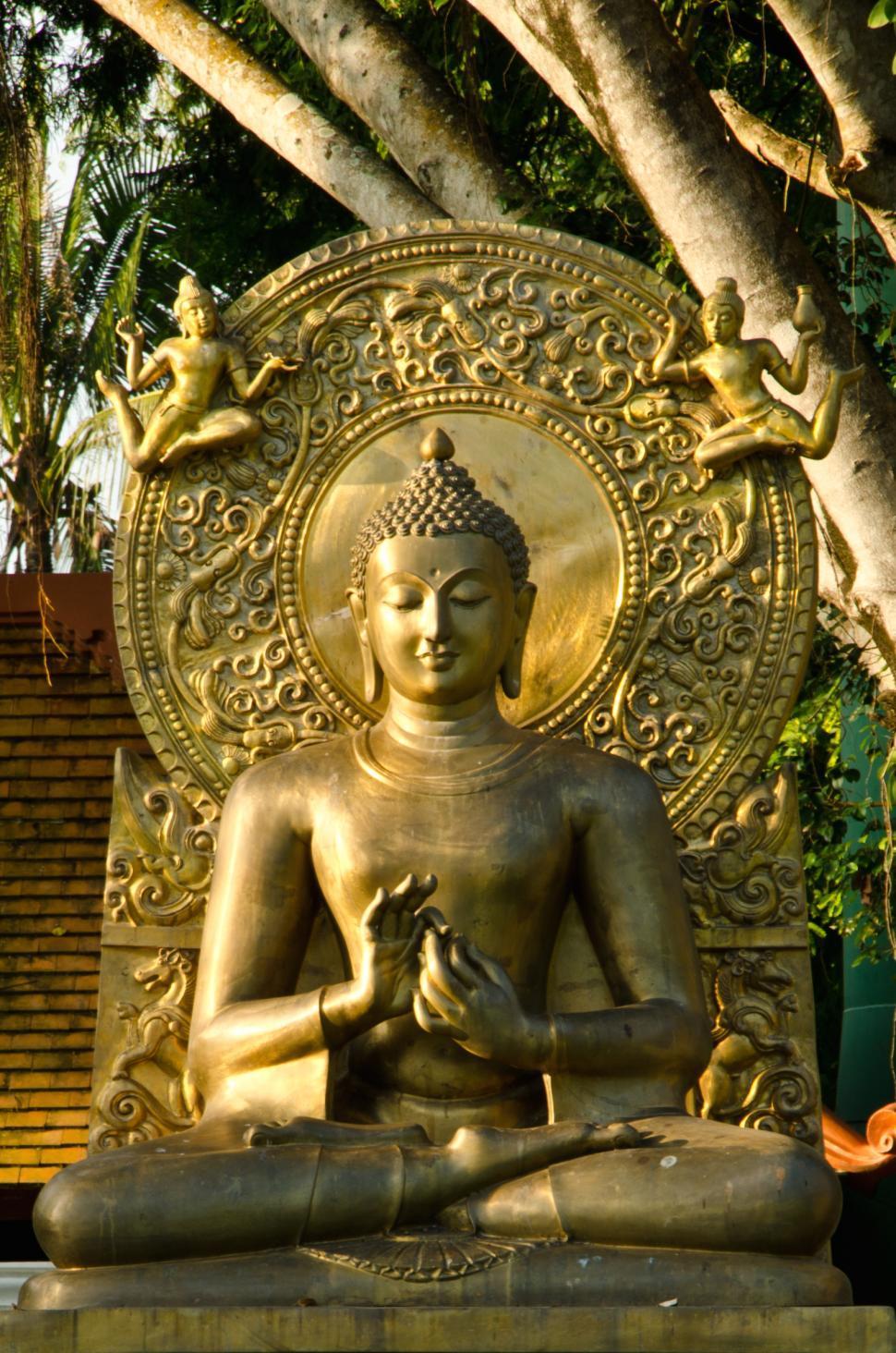 Download Free Stock Photo of Buddha Image