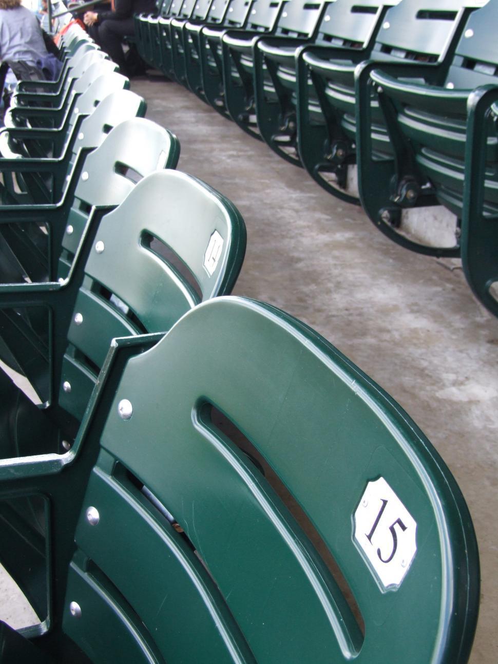 Download Free Stock HD Photo of Bleacher Seats Online