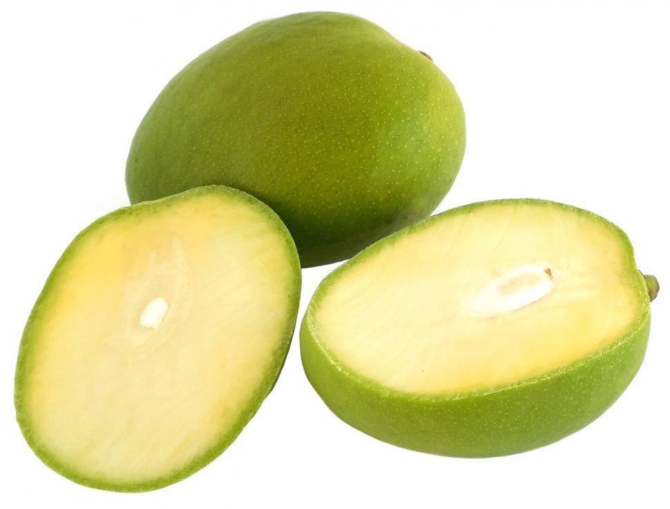 Download Free Stock HD Photo of Raw Mangoes Online