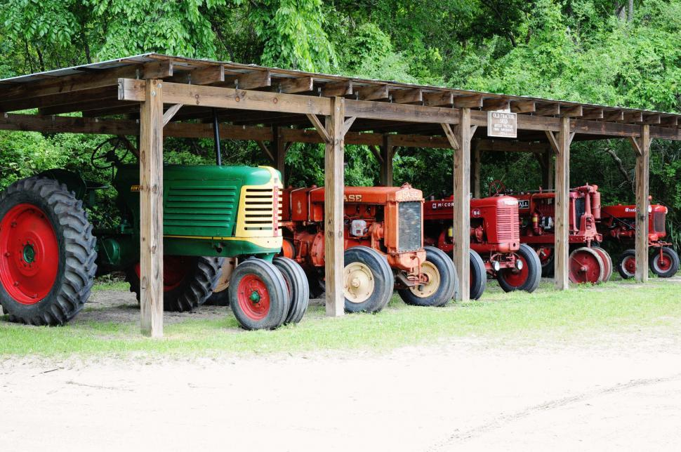 Download Free Stock HD Photo of Tractors Online