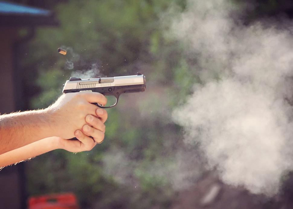 Download Free Stock Photo of Gun