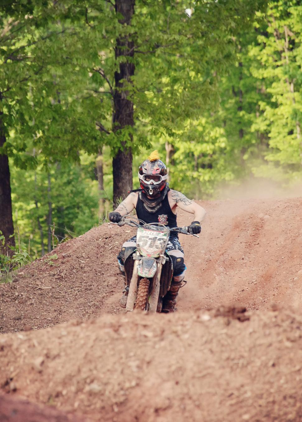 Download Free Stock HD Photo of Dirtbike Rider Online