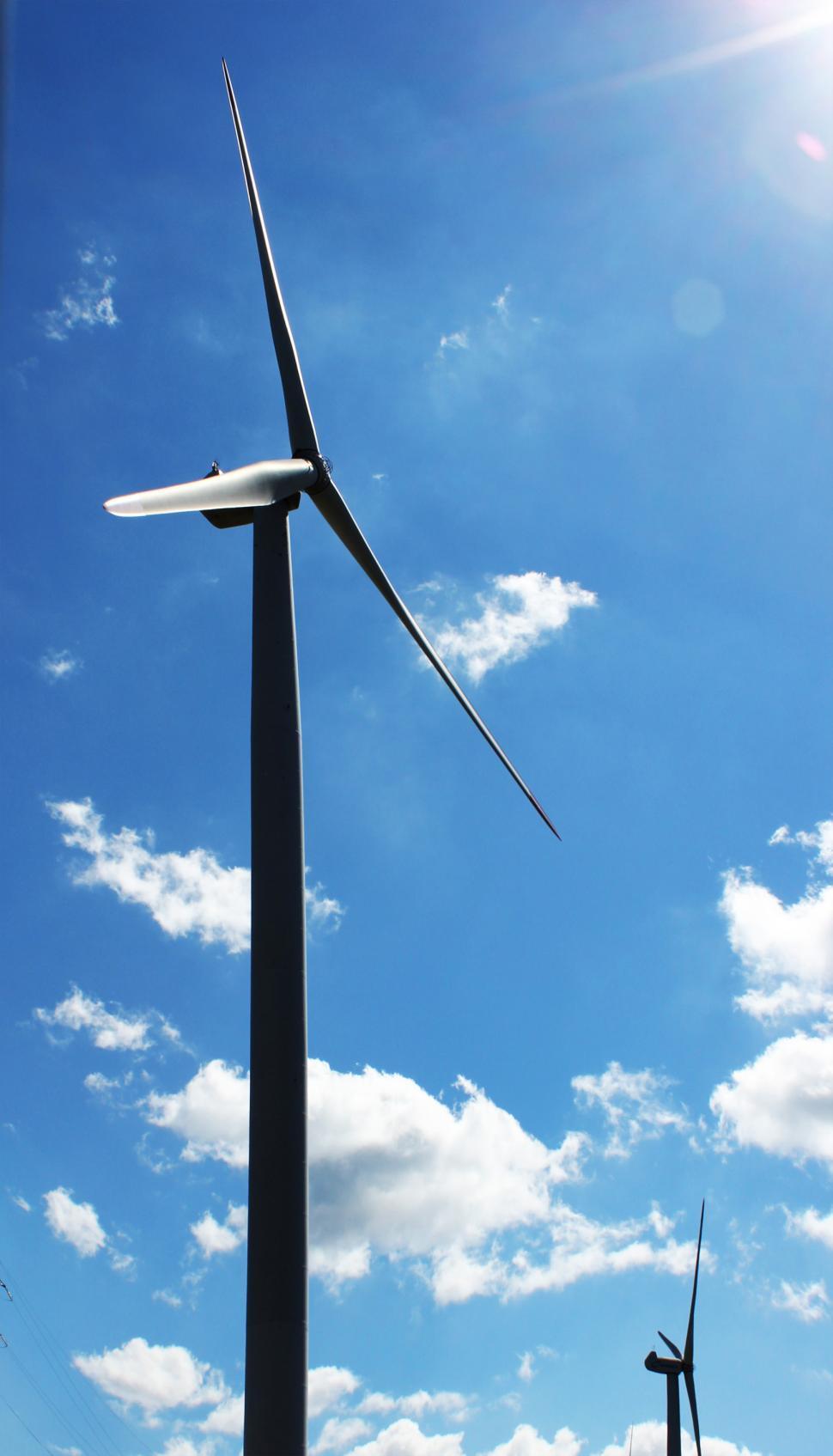 Download Free Stock HD Photo of Wind Turbine - Renewable Power Generation Online