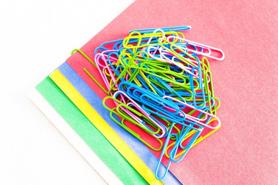 Download Free Stock Photo of School Supplies