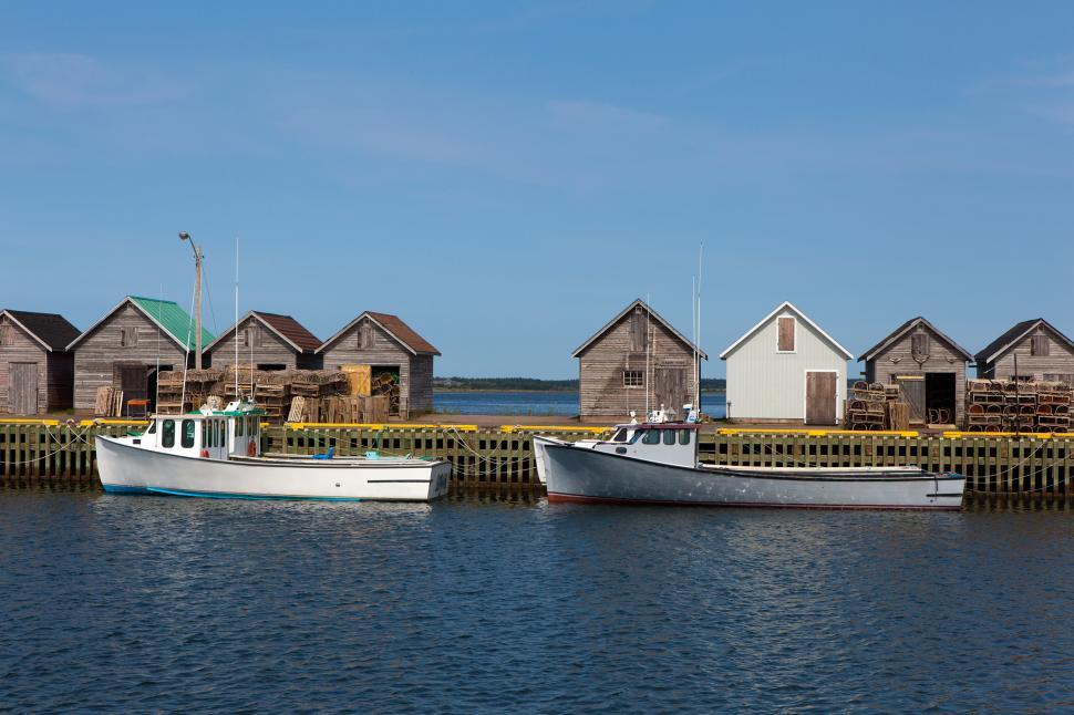 Download Free Stock HD Photo of Fishing Boats Online
