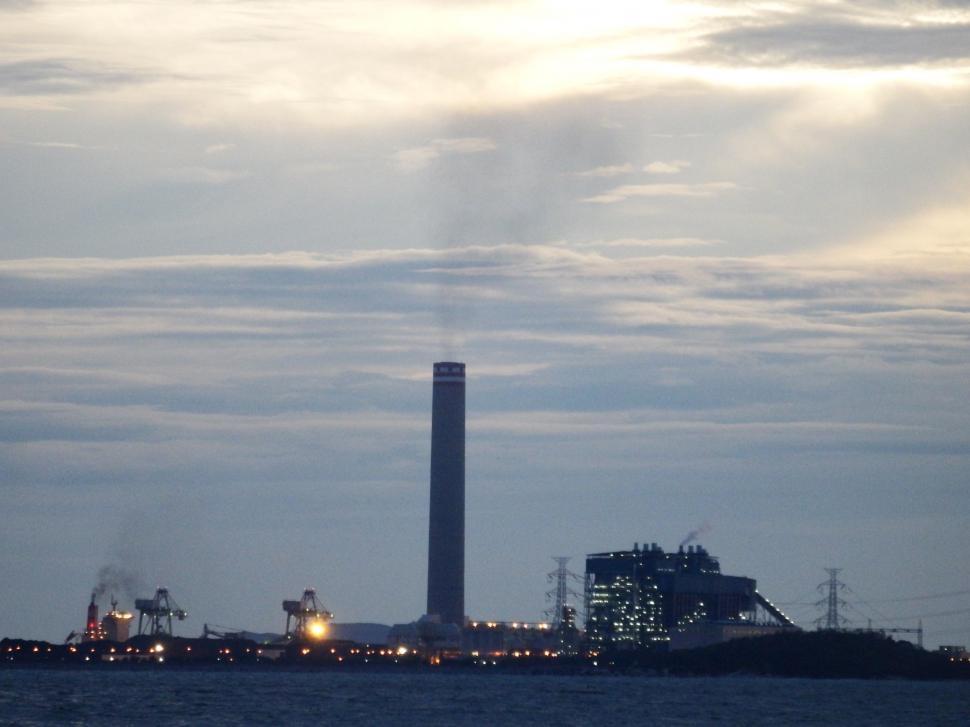 Download Free Stock Photo of Oil Sea Terminal