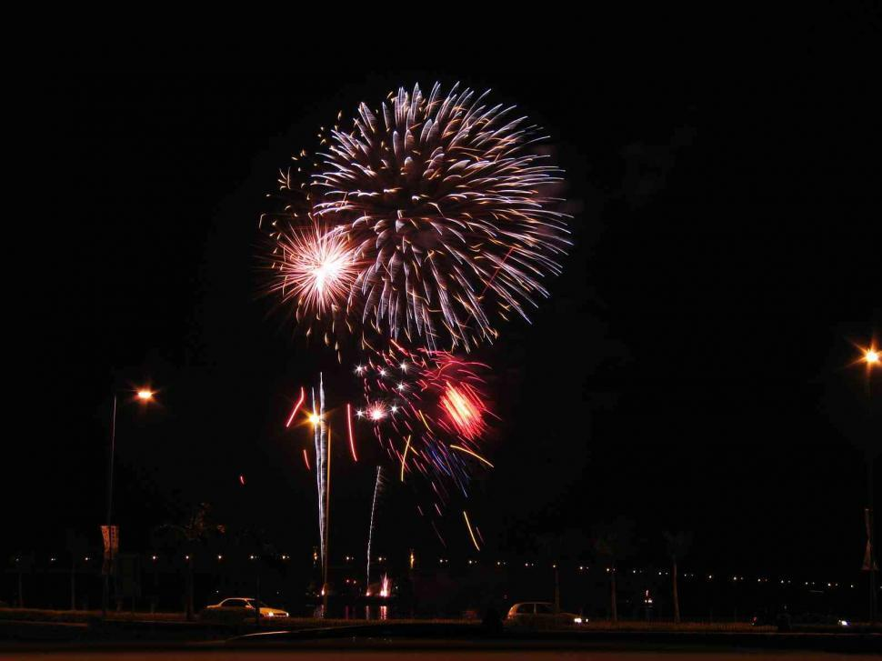 Download Free Stock HD Photo of Firework Online