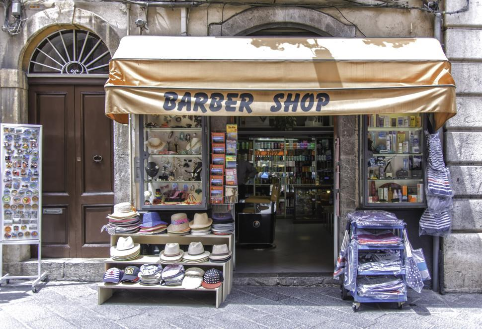 Download Free Stock HD Photo of Barber Shop Online