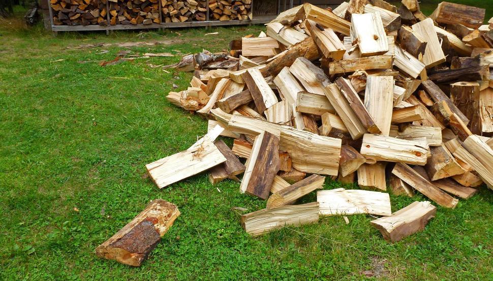 Download Free Stock HD Photo of Splite Logs Online