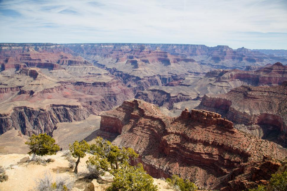 Download Free Stock Photo of Scenic view, Grand Canyon