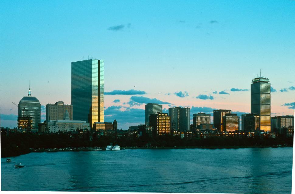 Download Free Stock Photo of Boston
