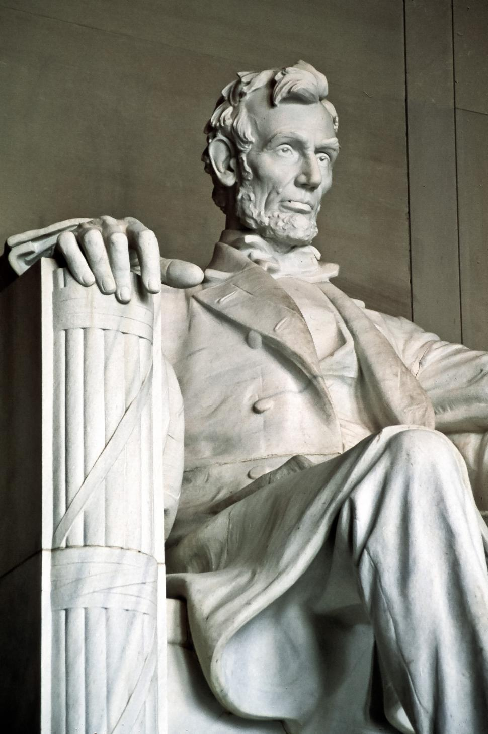 Download Free Stock Photo of Statue of Lincoln