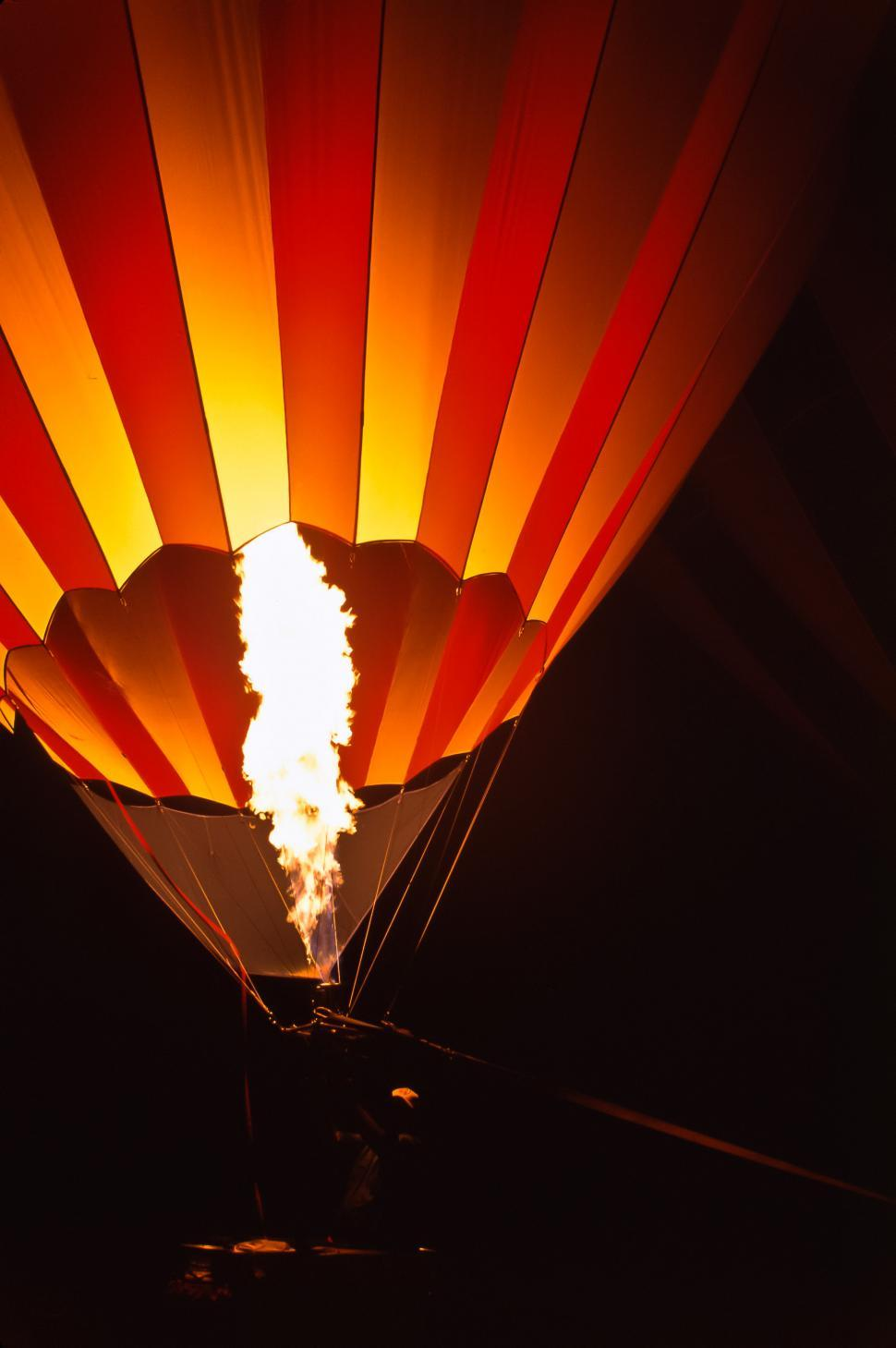 Download Free Stock Photo of Hot Air Balloon