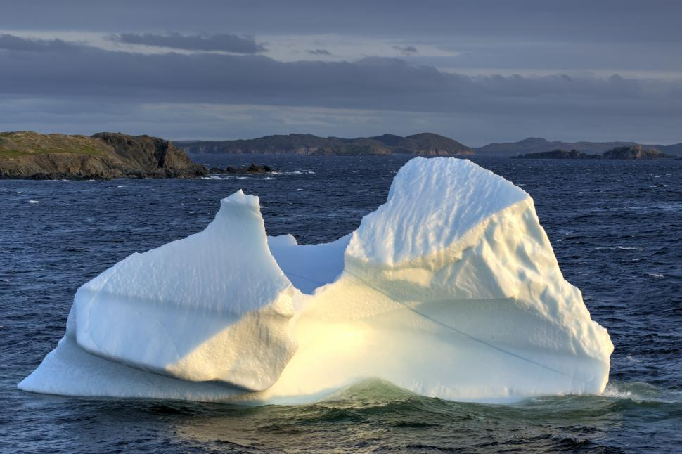 Download Free Stock Photo of Iceberg