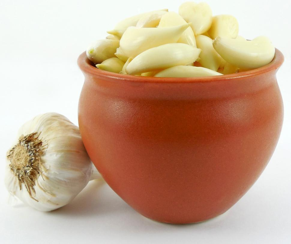 Download Free Stock HD Photo of Garlic Online
