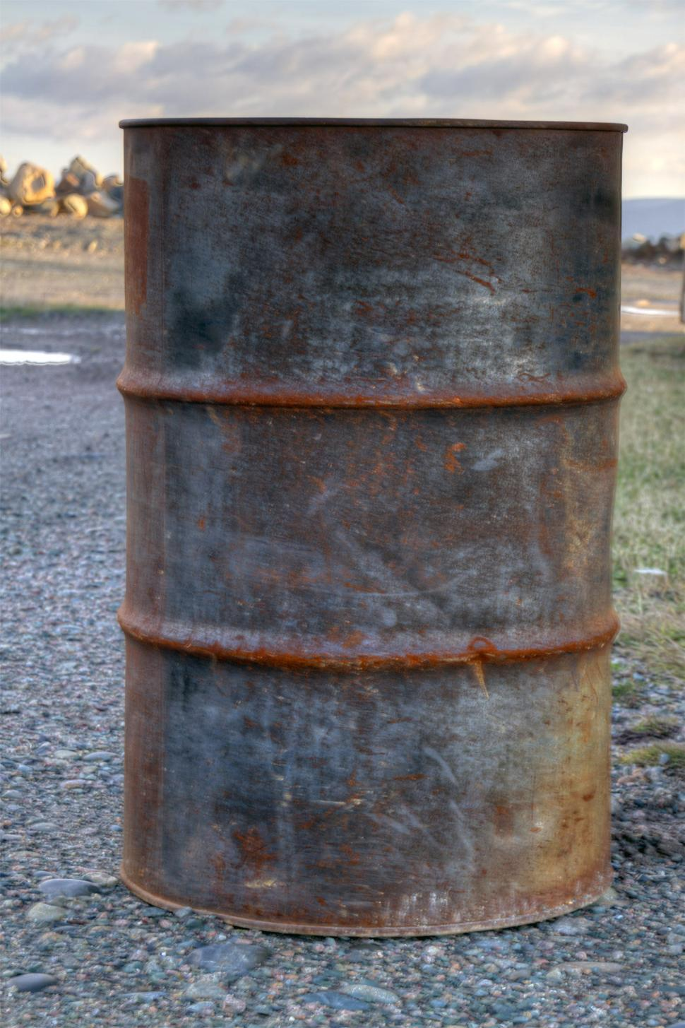 Download Free Stock HD Photo of Oil Drum Online