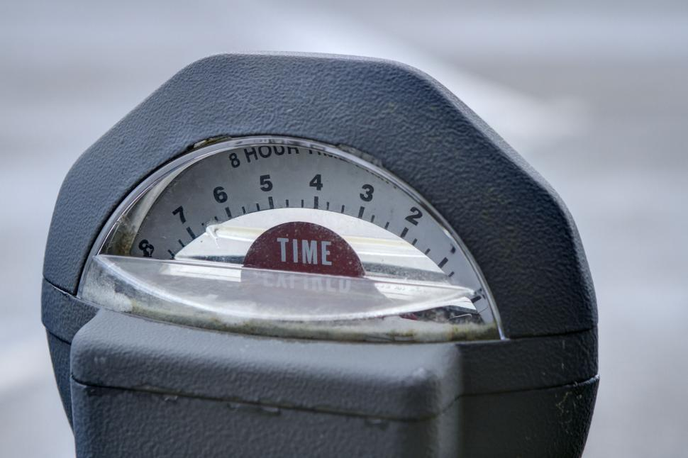 Download Free Stock HD Photo of Parking Meter Online