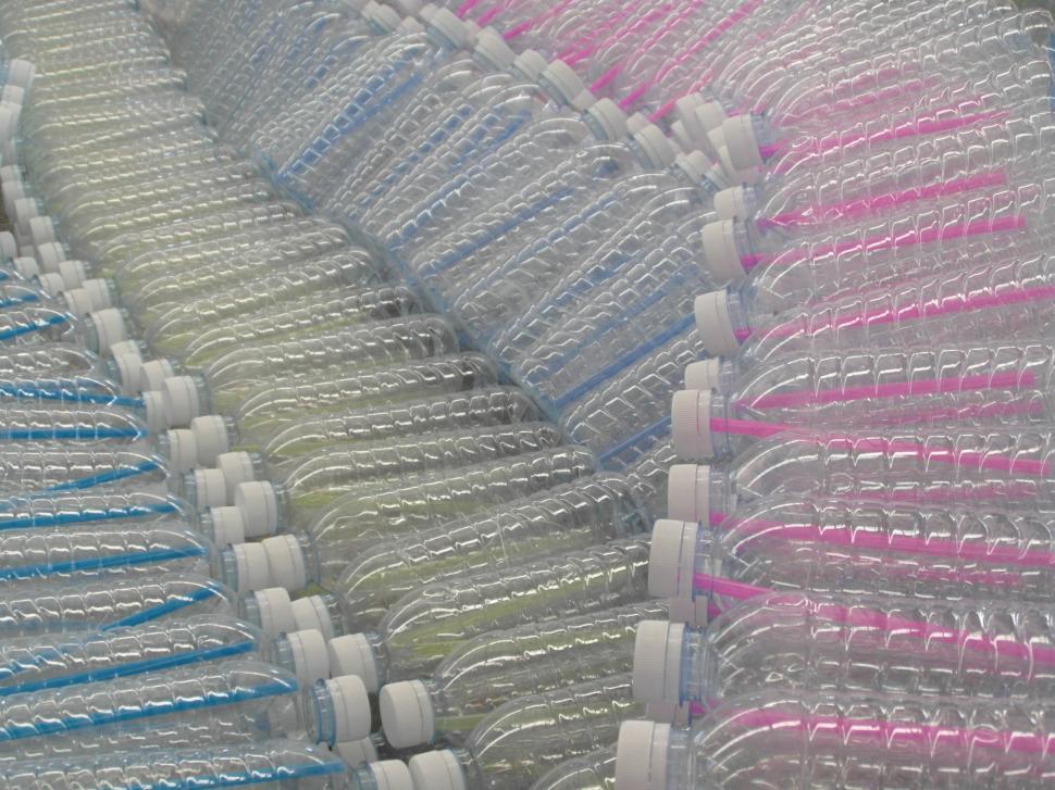 Download Free Stock HD Photo of Plastic Water Bottles Online