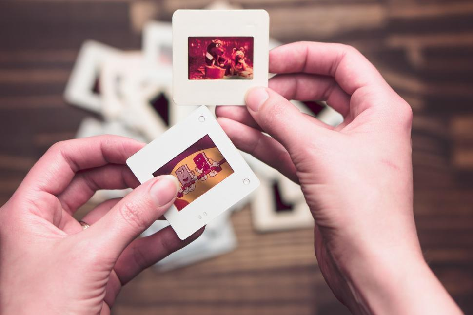 Download Free Stock Photo of Old slides