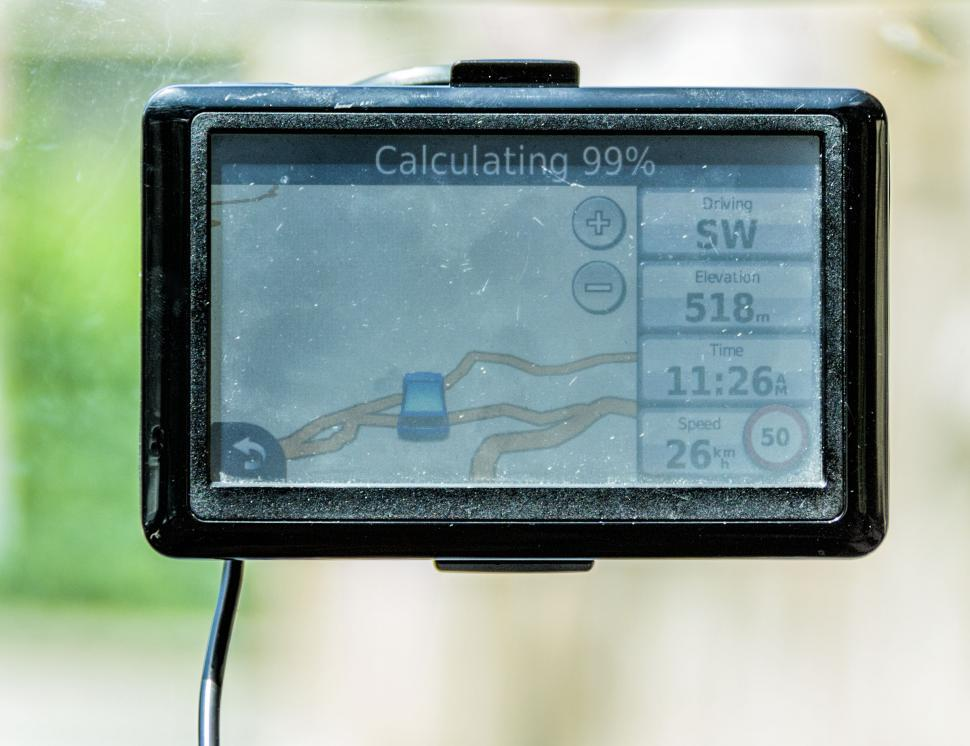 Download Free Stock HD Photo of Car GPS Online