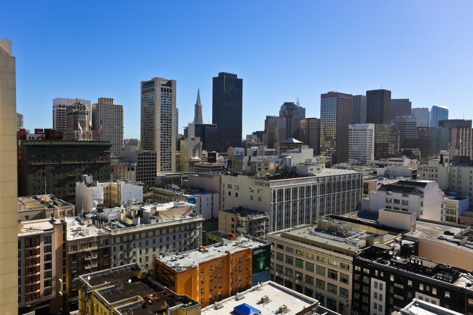 Download Free Stock HD Photo of City Of San Francisco California Online