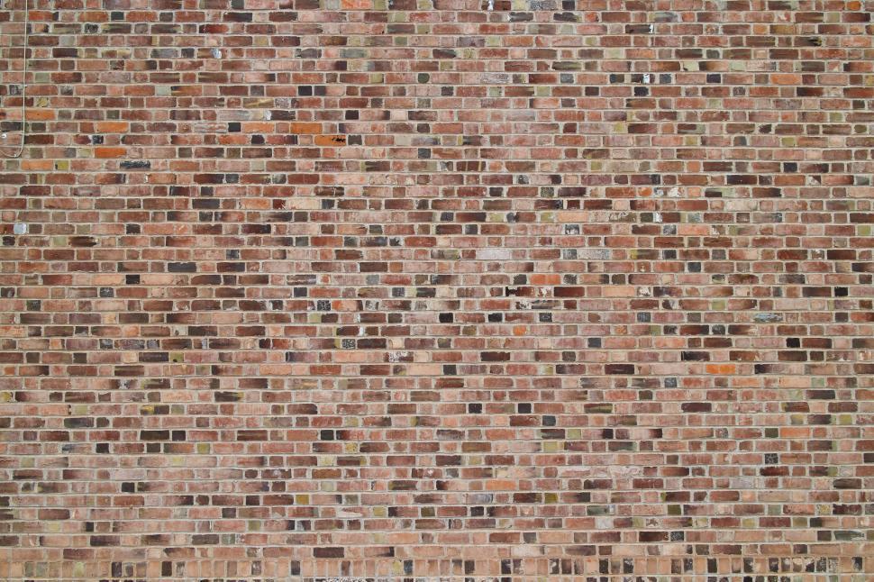 Download Free Stock Photo of Brick wall