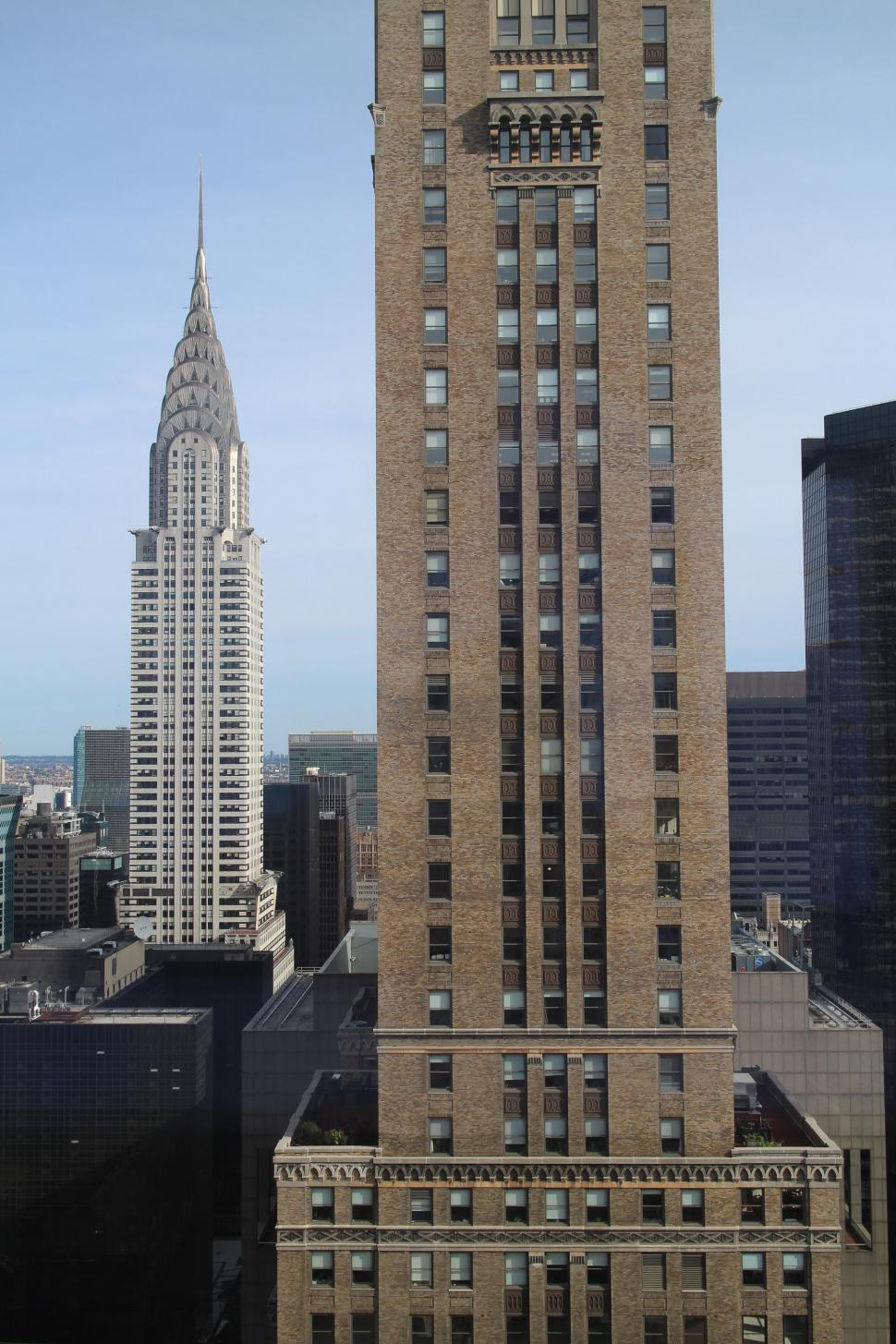 Download Free Stock Photo of Chrysler Building