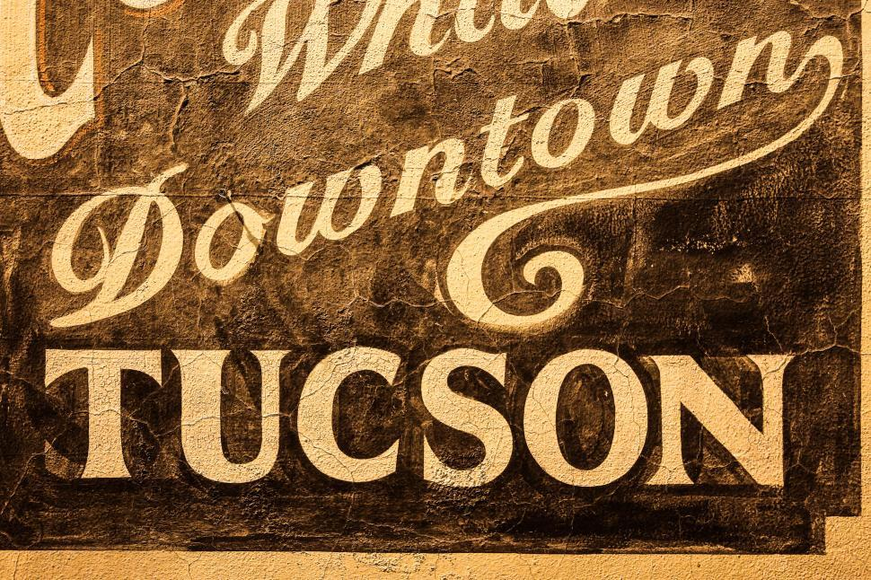 Download Free Stock HD Photo of Downtown Tucson Online