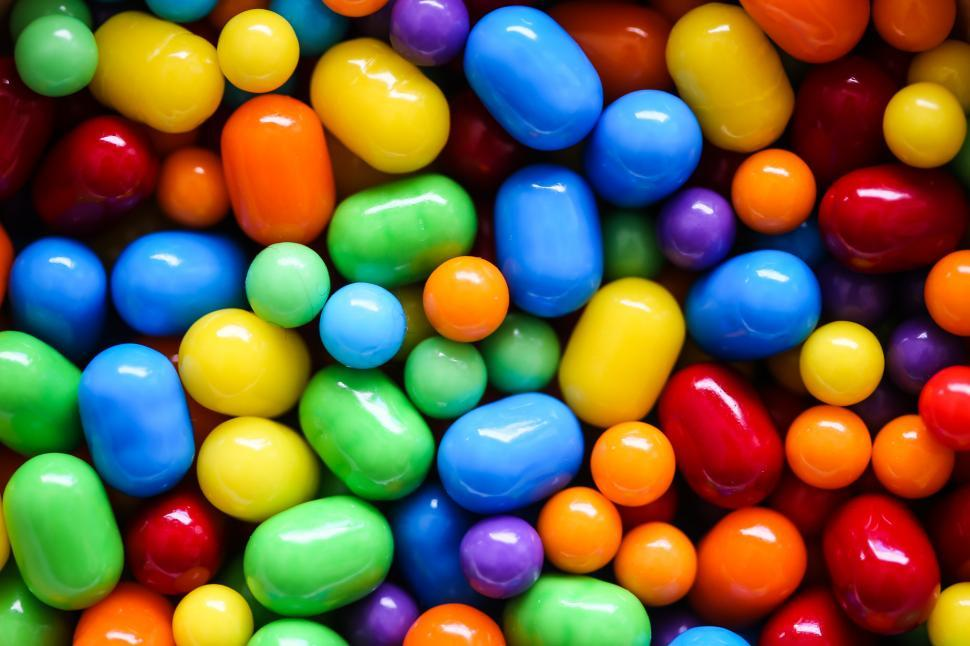 Download Free Stock HD Photo of Colorful candy Online