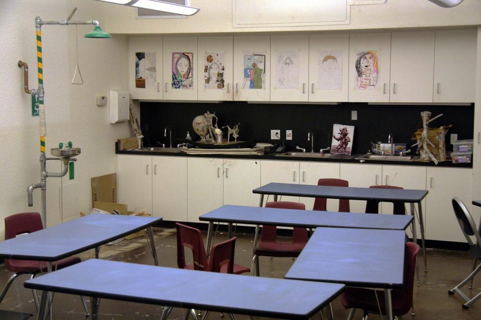 Download Free Stock HD Photo of Classroom Online