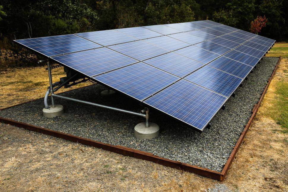 Download Free Stock HD Photo of Solar panels Online