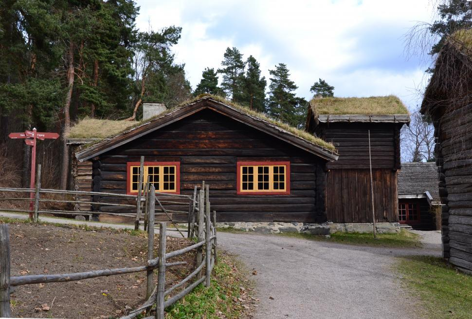 Download Free Stock HD Photo of Norwegian Museum of Cultural History Online
