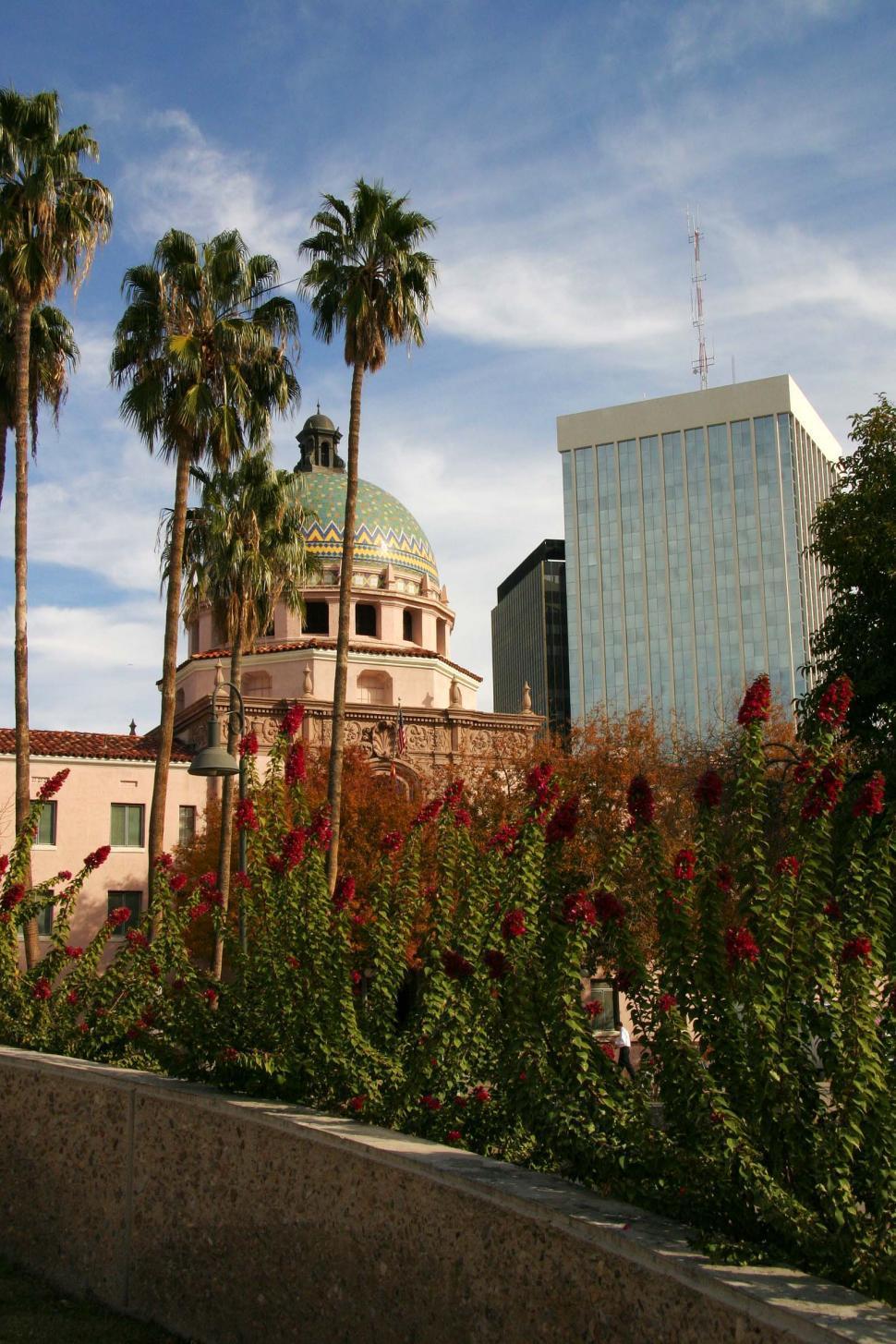 Download Free Stock HD Photo of Tucson El Presidio Park Online